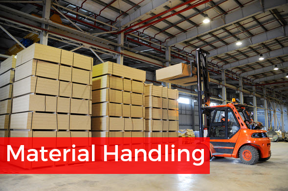 Custom Wireless Controls for Material Handling
